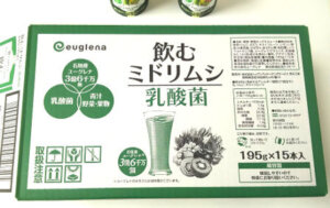 飲むミドリムシ乳酸菌01