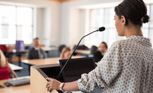 話し方とスピーチとプレゼンを趣味にする!就職や転職の時も人前で話すスキルは必要!