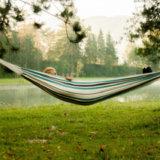 グランピングやキャンプやベランピングといえば「ハンモック」!おすすめ10選