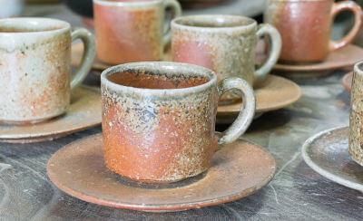 ハンドメイド(手作り)の趣味の陶芸