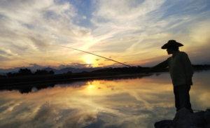 釣りは一生楽しめる趣味