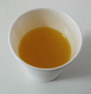 クエン酸飲料コップ画像