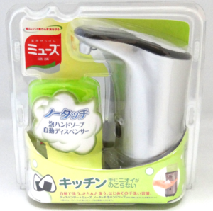 ミューズ ノータッチ泡ハンドソープ本体 キッチン(250ml)