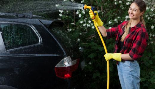 洗車が趣味!道具を揃えてプロ並みの洗車を!副業で稼ぐことは出来る?